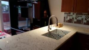 QUARTZ & GRANITE COUNTERTOP