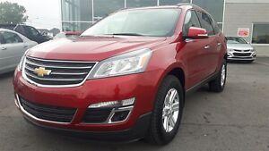 Chevrolet Traverse 1lt sige chauffant, siege electrique 2014