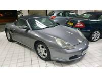 2004 Porsche boxster 2.7 sports car convertible Low milaege 59,000 miles full service history