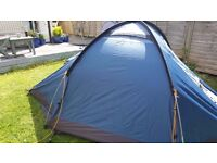 2 man tent - Eurohike Spectrum Micron - used twice