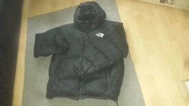 Northface puffa jacket