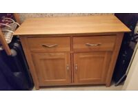 Quality solid oakcsideboard for sale,can deliver