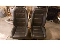 Audi a4 b7 saloon leather seats