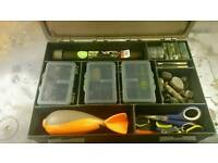 Fox large double takle box
