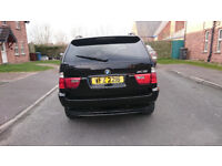 2004 BMW X5 3.0D M_Sport with black leather!!!!!!!!!!!!!!