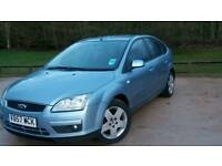 FORD FOCUS DIESEL LX 2007 5DOOR 9SERVICES HPI CLEAR WARRANTED MILES EXCELLENT CONDITION