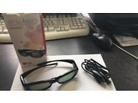 LG 3D Glasses AG-S250