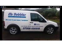 Mr bubbles car valet