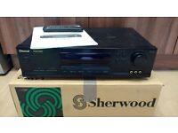 Sherwood ES-4060R A/V surround amplifier amp