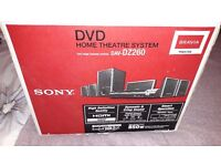 Sony DAV-DZ260 Home Theater Surround Sound System Like New with Box