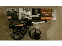 Nicky clarke hair therapy digital tong