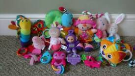 Baby girls toys