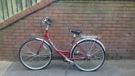 Giant Expression Female bike.