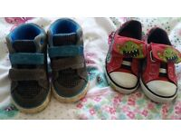 Boys infant 5.5 trainers
