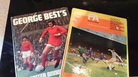 1969 1970 football books