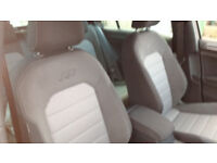 VW Golf mk7 R-Line Heated Seats 5 Door complete with Door Cards, Armrest, Sills