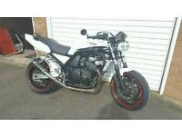 Fzs600 looking to swap for a 2 stroke