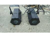 2x sound lab flower lights for sale