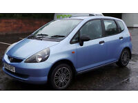 2003 53 HONDA JAZZ 1.3 S MOT 08/17(CHEAP PART EX TO CLEAR)