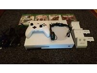 Xbox 1s with games etc mint condition and 50 cc scooter looking to swap for car