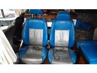 Volkswagon lupo / Polo leather seats