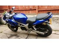2000 Suzuki SV650 SV 650 S Blue. not bandit zx6r ducati honda