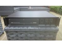 mc2 audio b1200 amplifier