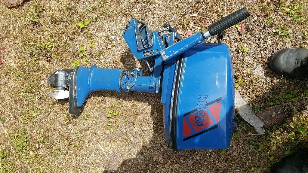 Outboard 4hp ads buy & sell used - find right price here
