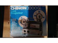 Chinon 2000GL cine projector