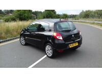 Renault Clio 2010 plate