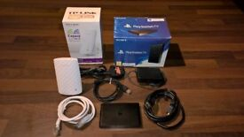 Playstation tv with tp-link