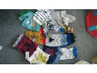 baby boy cloths(6-9 9-12)