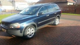 Volvo XC90 4WD Beautiful condition