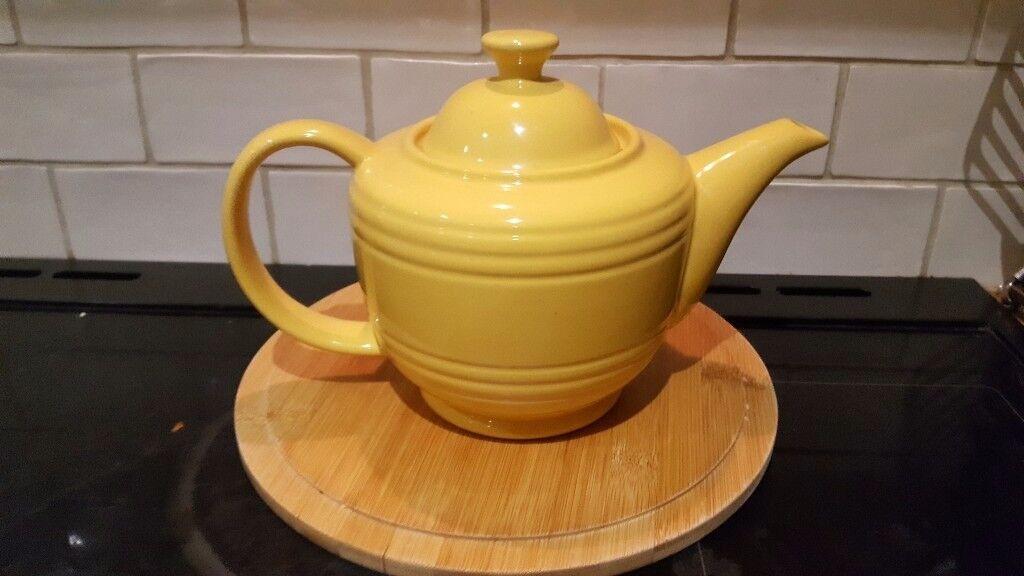 Jamie Oliver teapot jamie at home