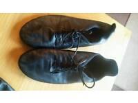 Ladies Jazz dance shoes size 7 1/2