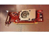 ATI Radeon HD 3450 256MB PCI-Express low-profile VGA (Video) Card (MSI RX3450)