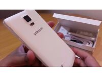 samsung note 4 , 32 gb white, used just for a week, excellent condition, unlocked