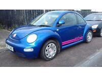 2001 VW Beetle 2Ltr Petrol