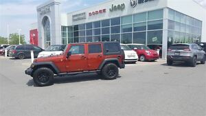 2014 Jeep Wrangler Unlimited Willis Edition