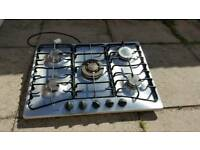 Kitchen Gas hob 5 burners stove