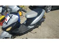 MOPED SCOOTER 50CC BOATIAN