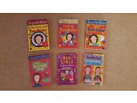 Jacqueline Wilson Books for Age 9 - 11