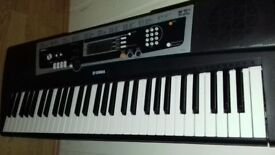 YAMAHA Keyboard (with instructions and stand)