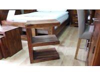 Brand New Beautiful Sheesham Wood Occasional Tables!
