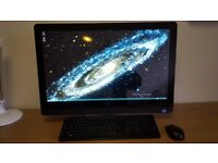 Dell XPS One 2710 27 inch Touchscreen PC Computer for sale
