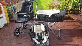 Mamas and Papas Travel system in good condition.