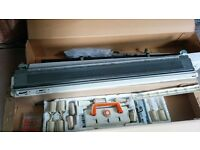 Toyota Knitting Machine KS901, KR501 Rib Knitter, K33 Knit Tracer, Lace, Intarsia Bar and much more