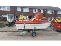 Pilote 460 fishing boat