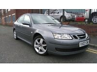 2007 Saab 9-3 1.9 TiD Airflow 4dr Saloon, 12 Months MOT, Warranty & Breakdown, £1,695 p/x welcome