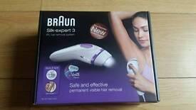BRAUN SILK-EXPERT 3 IPL (New)